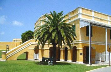 Christiansted Old Customs House