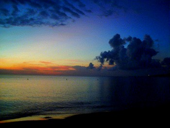 frederiksted sunset beach 01