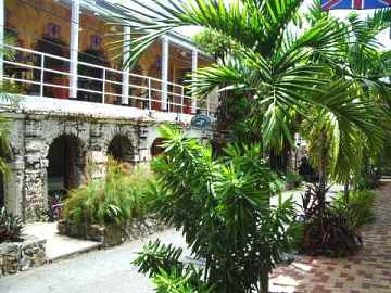 virgin island hotels stcroix courtyard csted